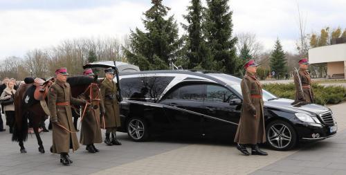 Pogrzeb Jana Kowalczyka Fot.: Andrzej Klimczuk